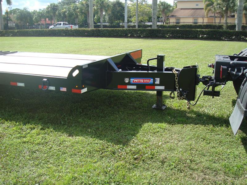 New 2020 PITTS TRAILERS TA10, TAGALONG