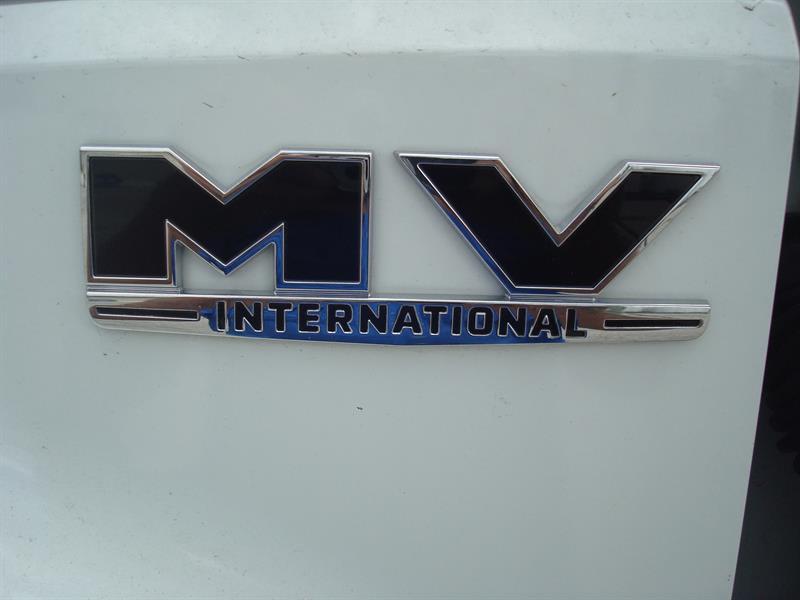 New 2021 INTERNATIONAL MV607 SBA 4X2