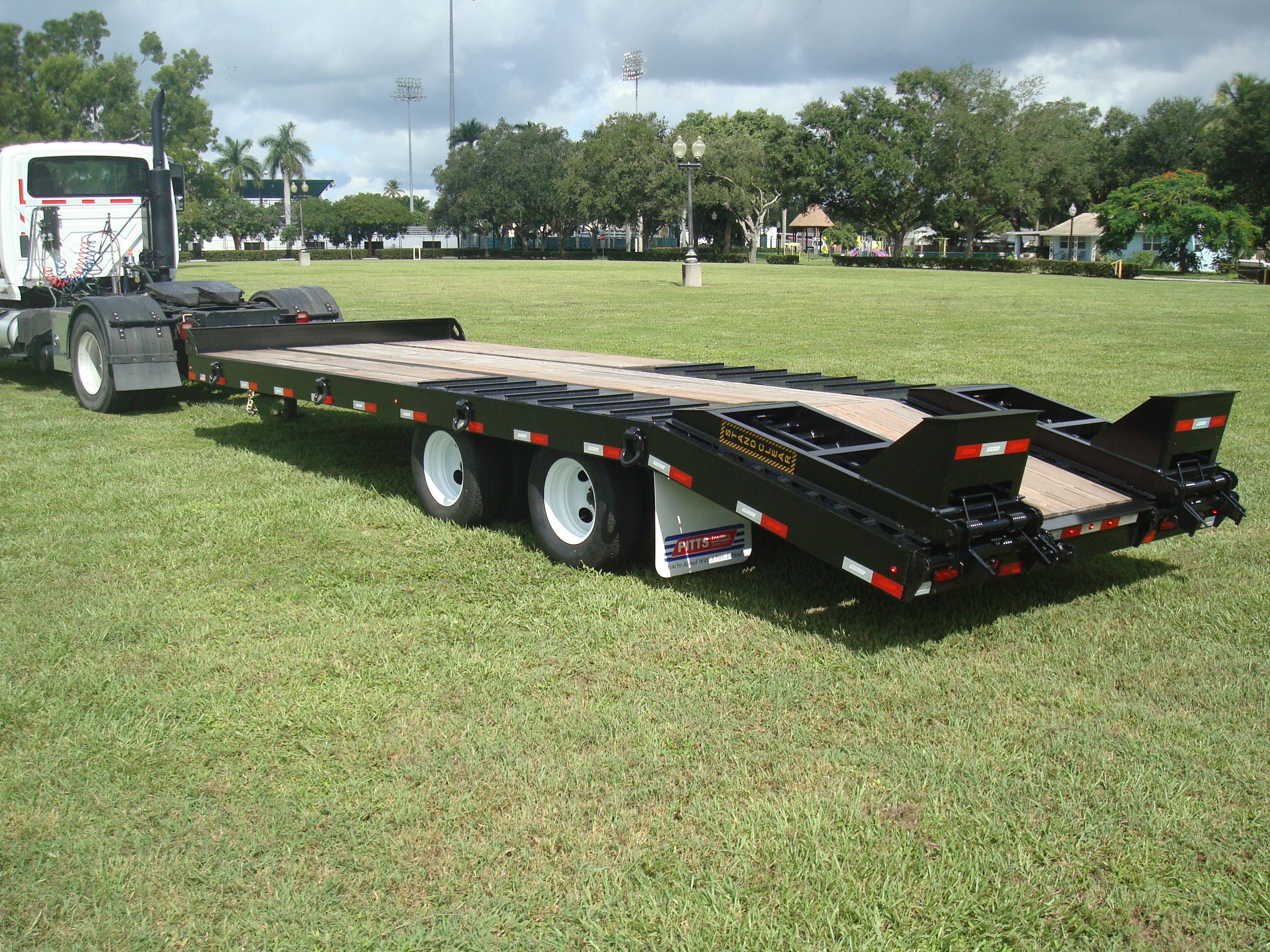 New 2021 PITTS TRAILERS TA20, TAGALONG