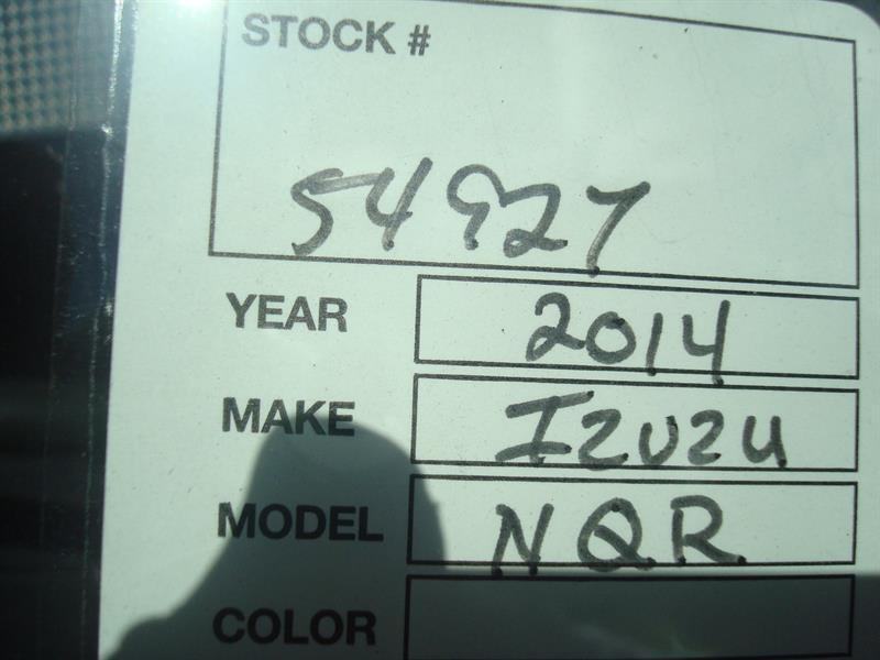 Pre-Owned 2014 ISUZU NQR
